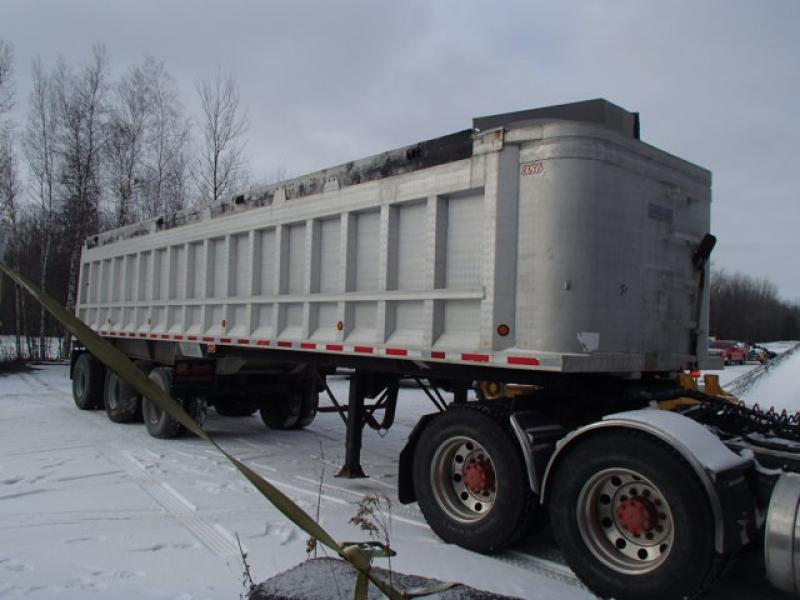 3 essieux Raven 37' Hybride 1999 En Vente chez EquipMtl