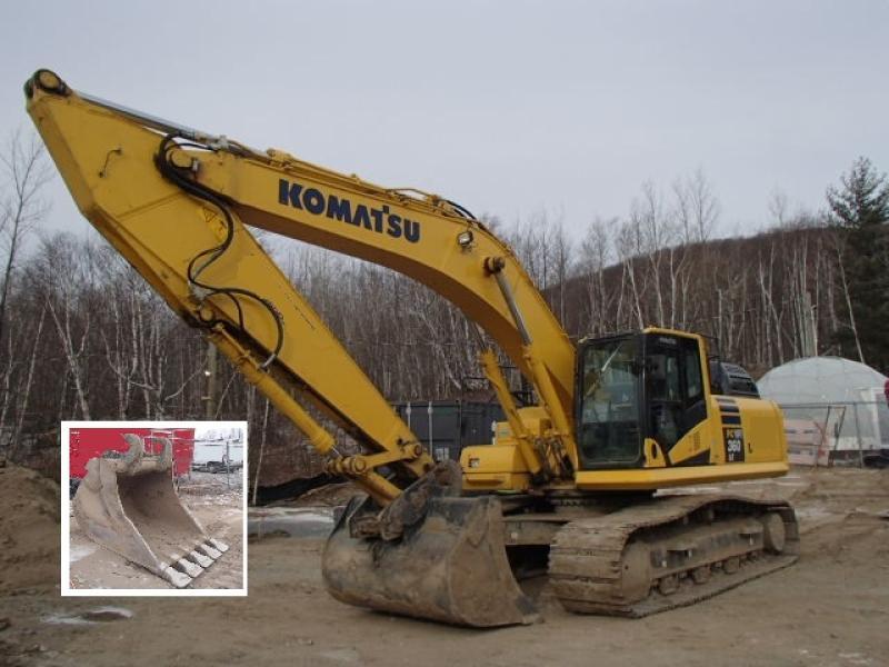 Excavatrice (20 à 39 tonnes) Komatsu PC360LC-11 2019 En Vente chez EquipMtl