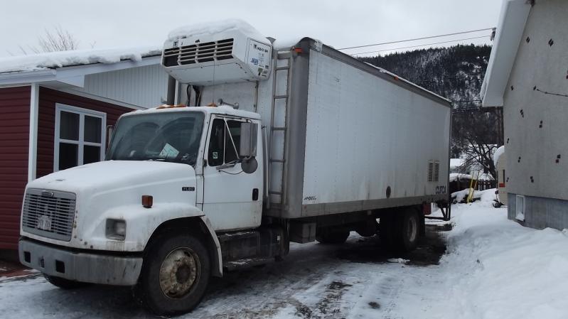 Camion isolation souflé Freightliner FL80 2002 En Vente chez EquipMtl