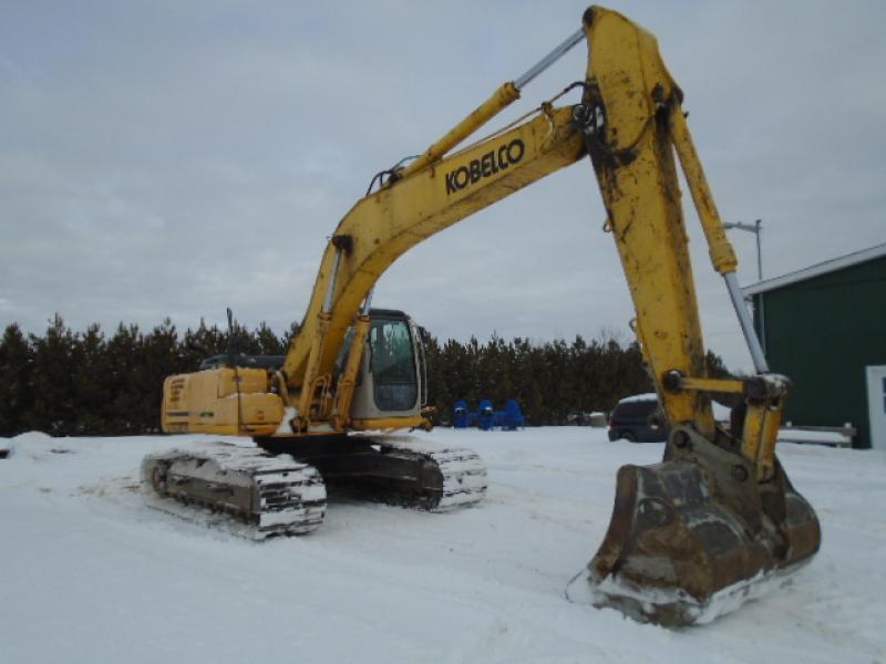 Excavatrice (20 à 39 tonnes) Kobelco SK250LC 2006 En Vente chez EquipMtl