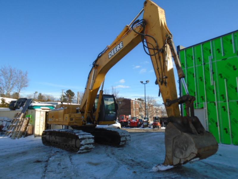 Excavatrice (20 à 39 tonnes) John Deere 330C LC 2005 En Vente chez EquipMtl