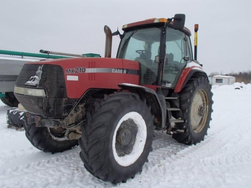 Tracteur agricole 4X4 Case IH MX210 2004 En Vente chez EquipMtl