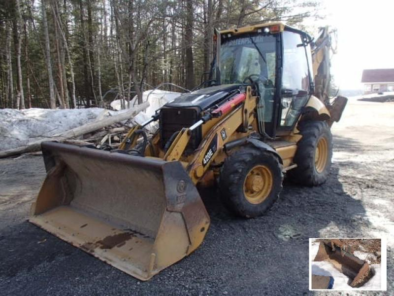 vendu Caterpillar 420E IT 2008 En Vente chez EquipMtl