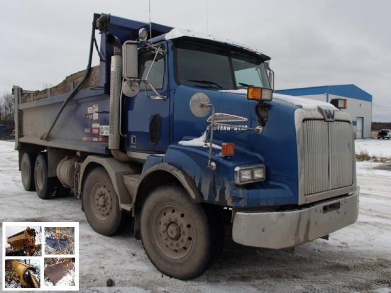 Camion à neige Western Star 4900 SA 2013 En Vente chez EquipMtl