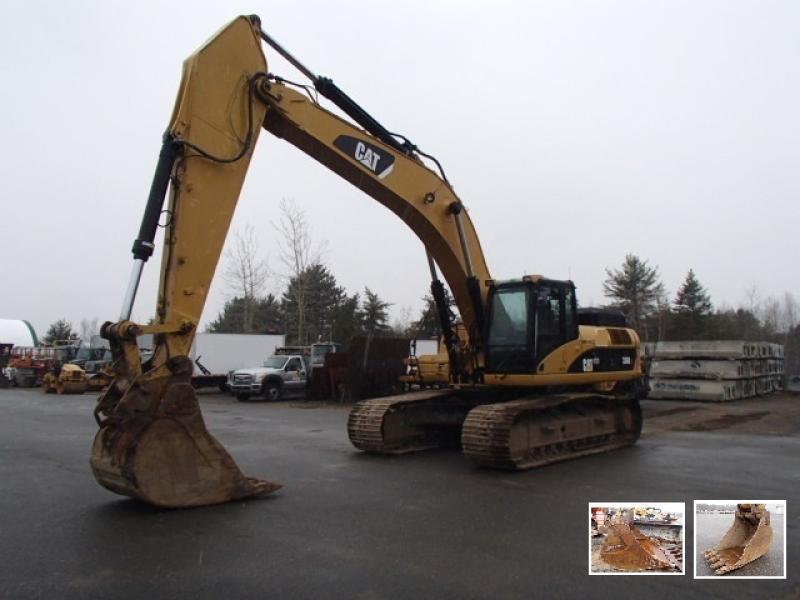 Excavatrice (20 à 39 tonnes) Caterpillar 336DL 2009 En Vente chez EquipMtl