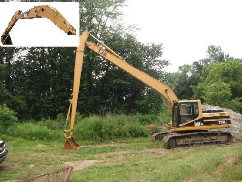 vendu Caterpillar 320 BL 2000 En Vente chez EquipMtl