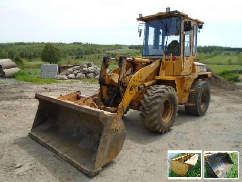 Chargeur sur roues (5 à 30 tonnes) John Deere 244H 1998 En Vente chez EquipMtl