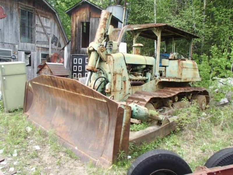 Tracteur à chaînes (21 tonnes et plus) Terex 82-40 DA 1972 En Vente chez EquipMtl
