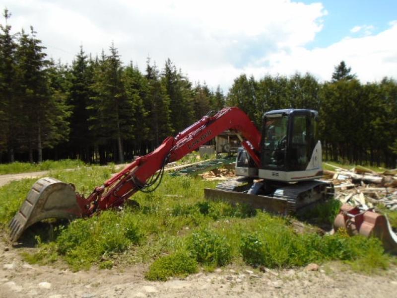 Excavatrice ( 8 tonnes et moins) Link-Belt 75X3 2017 En Vente chez EquipMtl