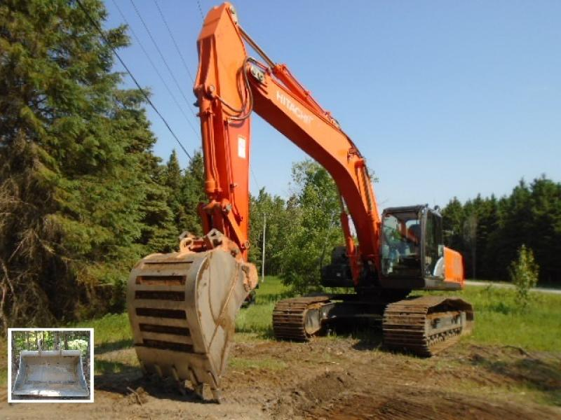 Excavatrice (20 à 39 tonnes) Hitachi ZX290LC-5N 2015 En Vente chez EquipMtl