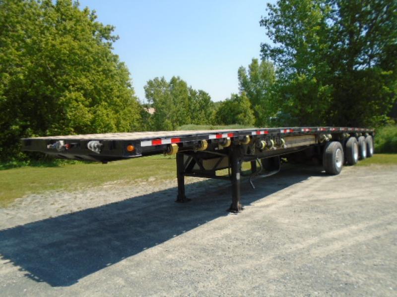 4 essieux Manac 10453 2012 En Vente chez EquipMtl