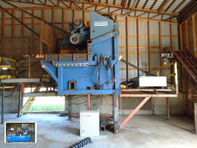 Machinerie pour le bois Desjardins Industries 60'' 2005 En Vente chez EquipMtl