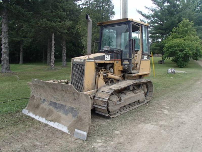 Tracteur à chaînes ( 0 à 15 tonnes) Caterpillar D3C 1997 En Vente chez EquipMtl