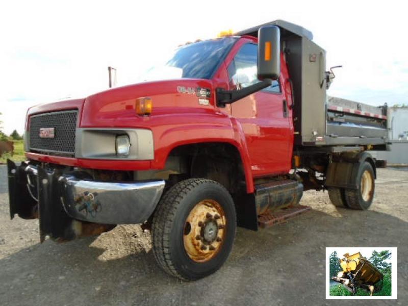 Camion à neige Gmc C5500 2008 En Vente chez EquipMtl