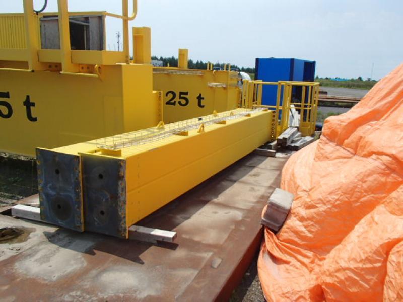 GH Grue 25 tonnes GH Crane 25 Tonnes 2017 Équipement en vente chez EquipMtl
