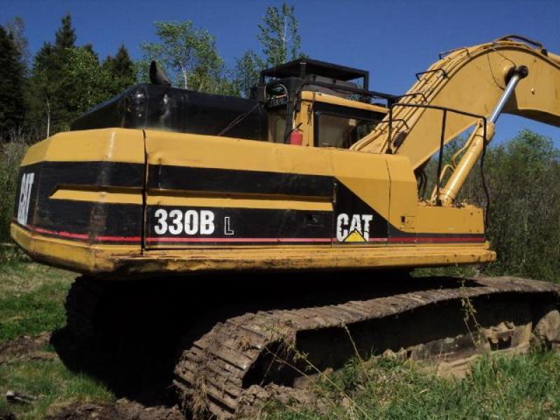 vendu Caterpillar 330L 1993 En Vente chez EquipMtl