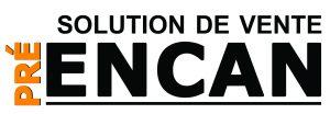 Logo, Solution de Vente Pré-Encan